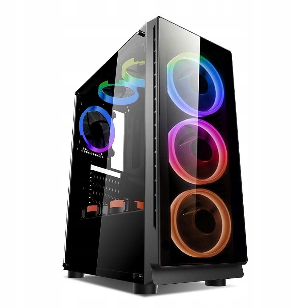 RGB DO GIER Core i7 RTX 2060 32GB SSD 480 +2TB W10 Pamięć podręczna procesora 8 MB