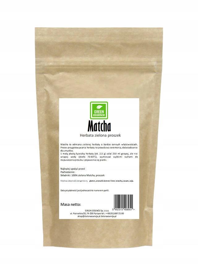 Японское удовольствие с GREEN MATCHA Tea 100g