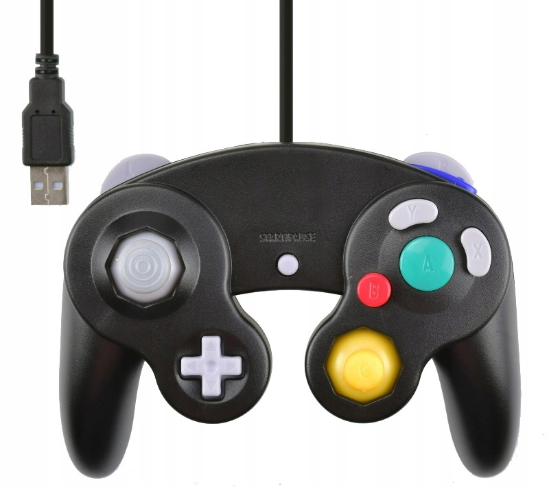 Item Pad USB to PC as GameCube ! NEW ! /Emu Dolphin/