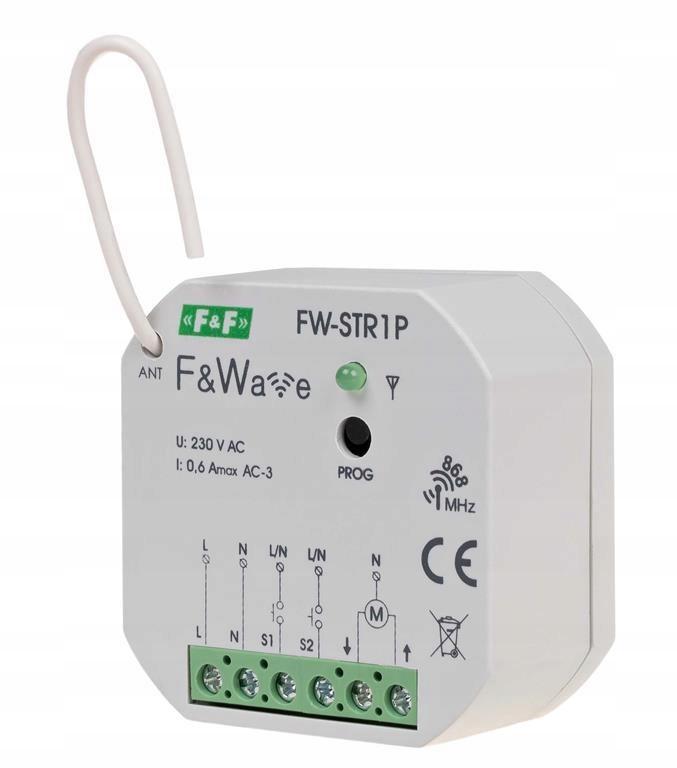 F&Wave - sterownik rolet FW-STR1P