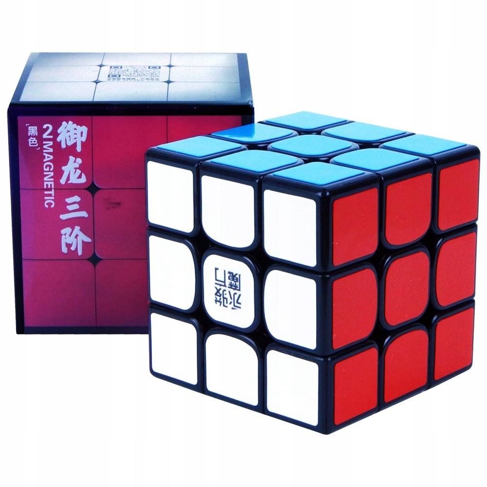 YJ YuLong V2 M 3x3x3 čierna