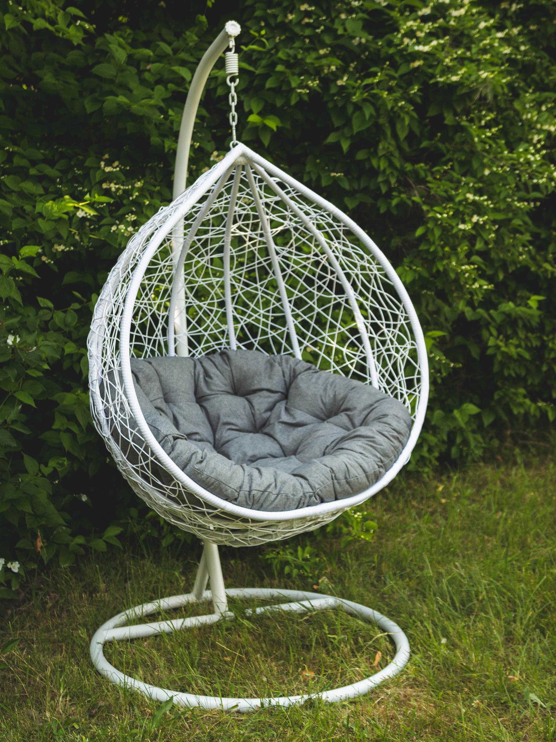 Подвес, кресло-качалка, садовые качели кокон XL