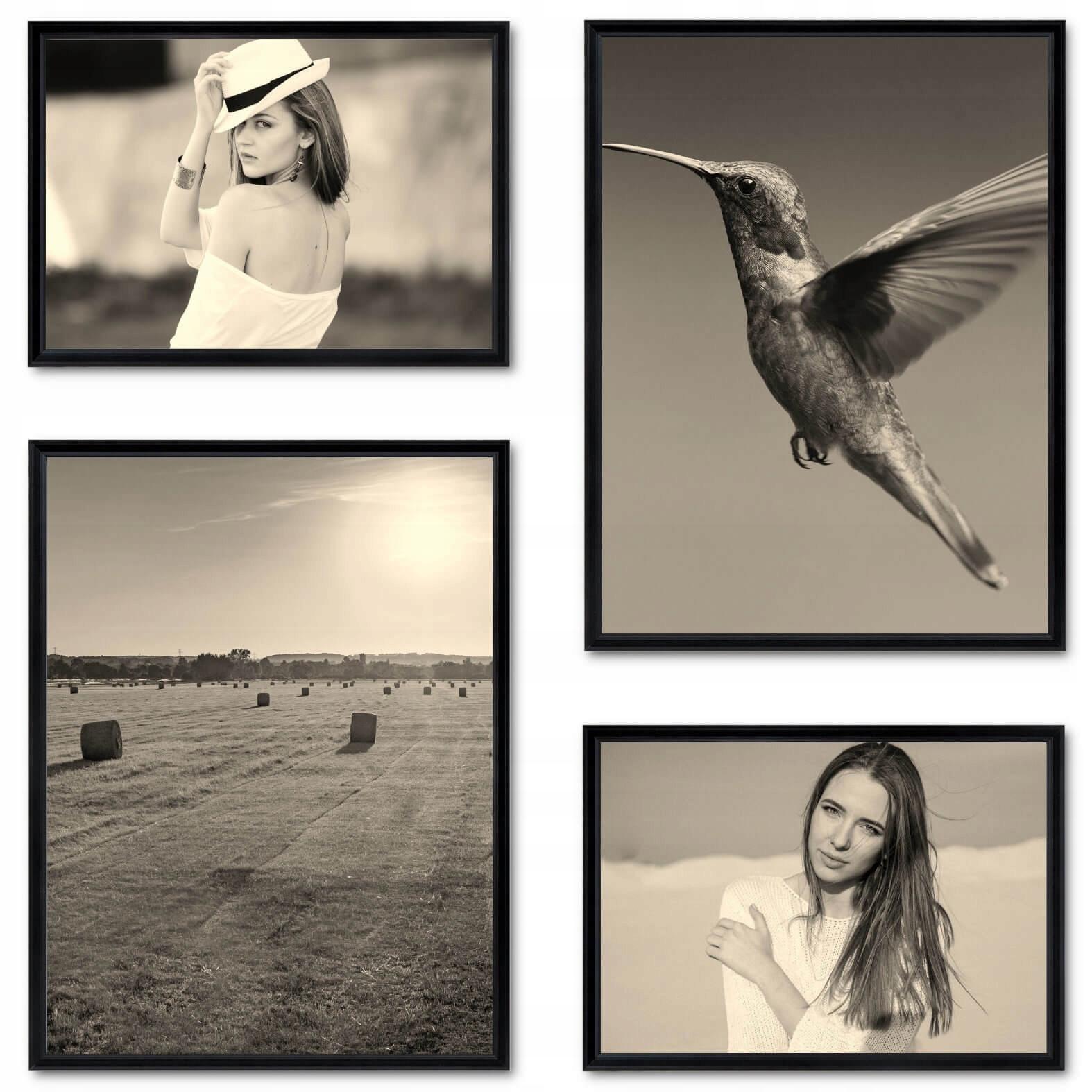Zestaw Ramek na Zdjęcia Foto Galeria Multirama