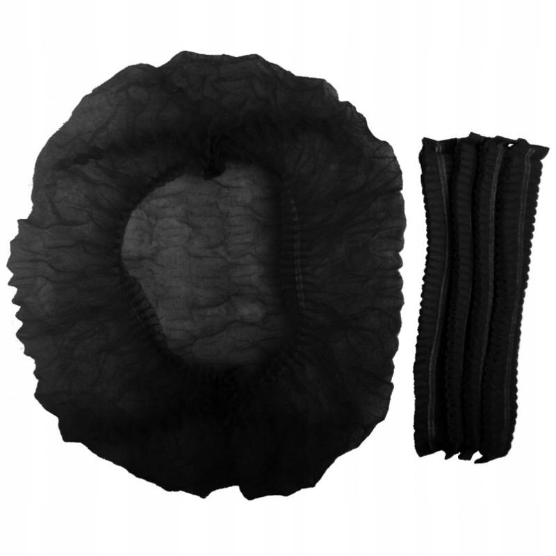Кепка REIS Che Clip Black 100 шт.