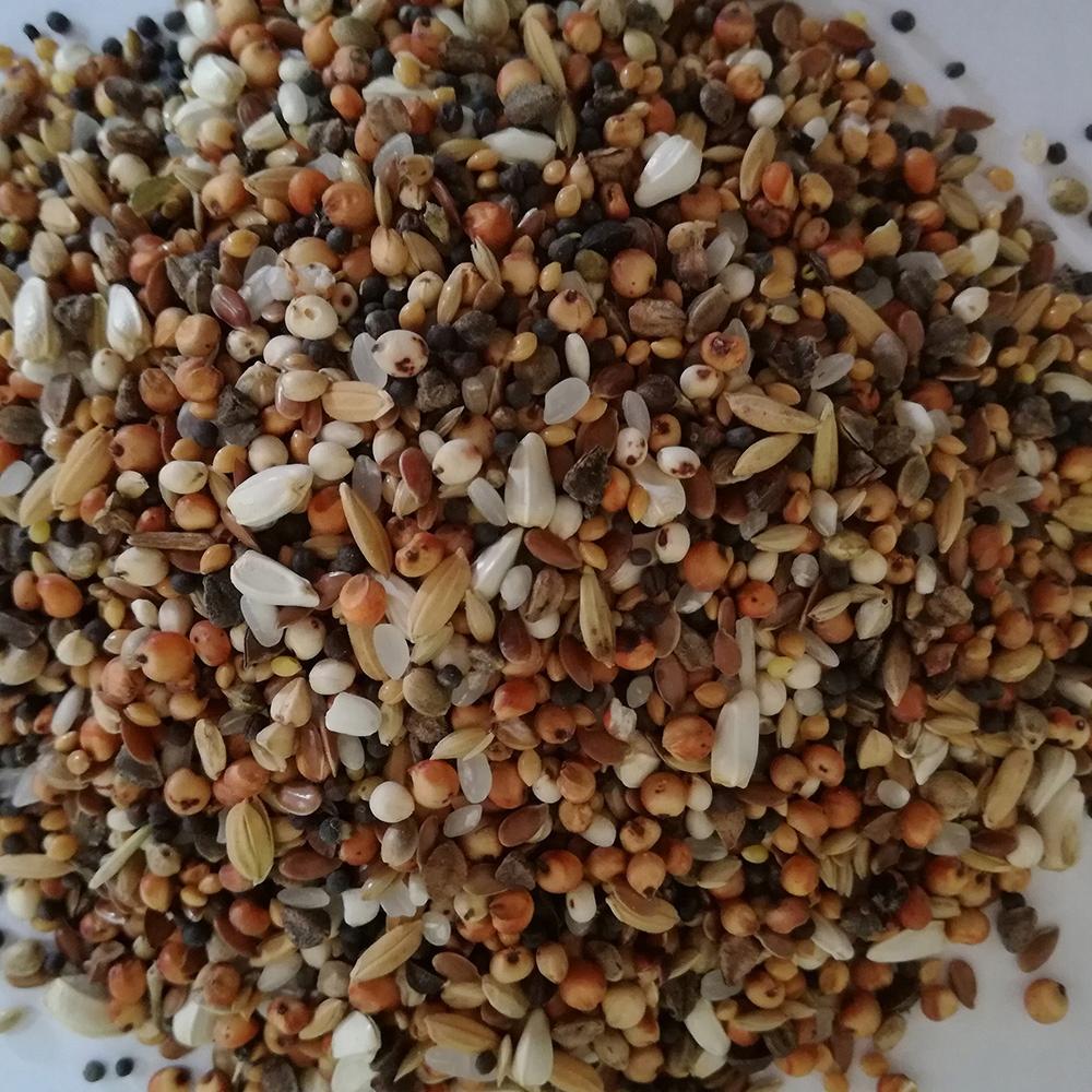 Мелкие семена 20 кг для голубей на линьку