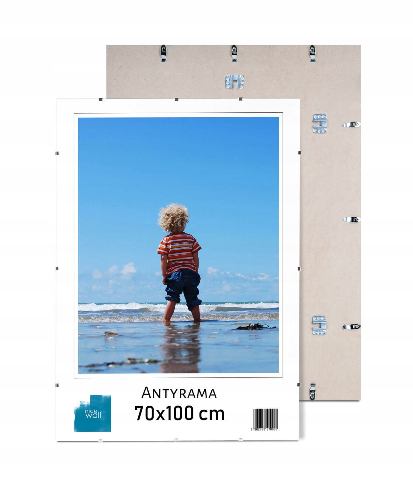 Antirama 100x70 cm Antirami 70x100 cm Formát B1