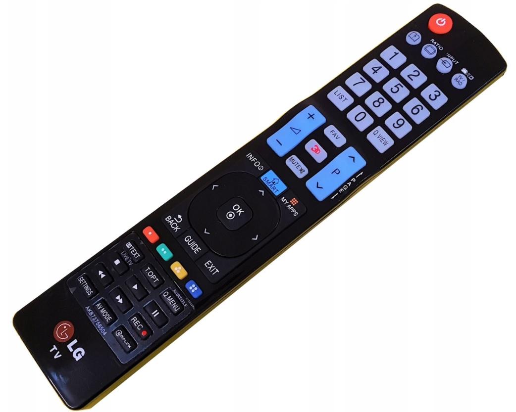 ДИСТАНЦИОННОЕ УПРАВЛЕНИЕ для LG Smart TV 3D LED LCD UNIWERSAL 32-75 '
