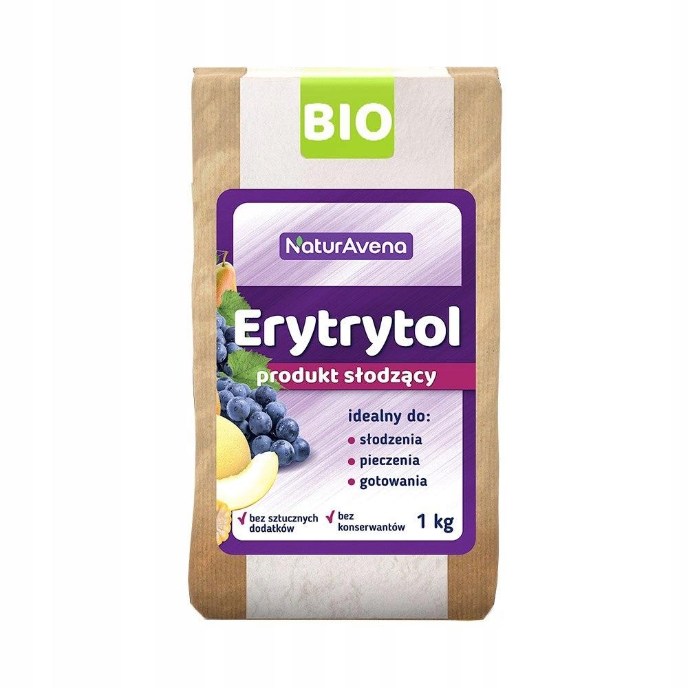 ERYTHRITOL ERYTROL NATURAL SWEETENER 0 калорий 1 кг