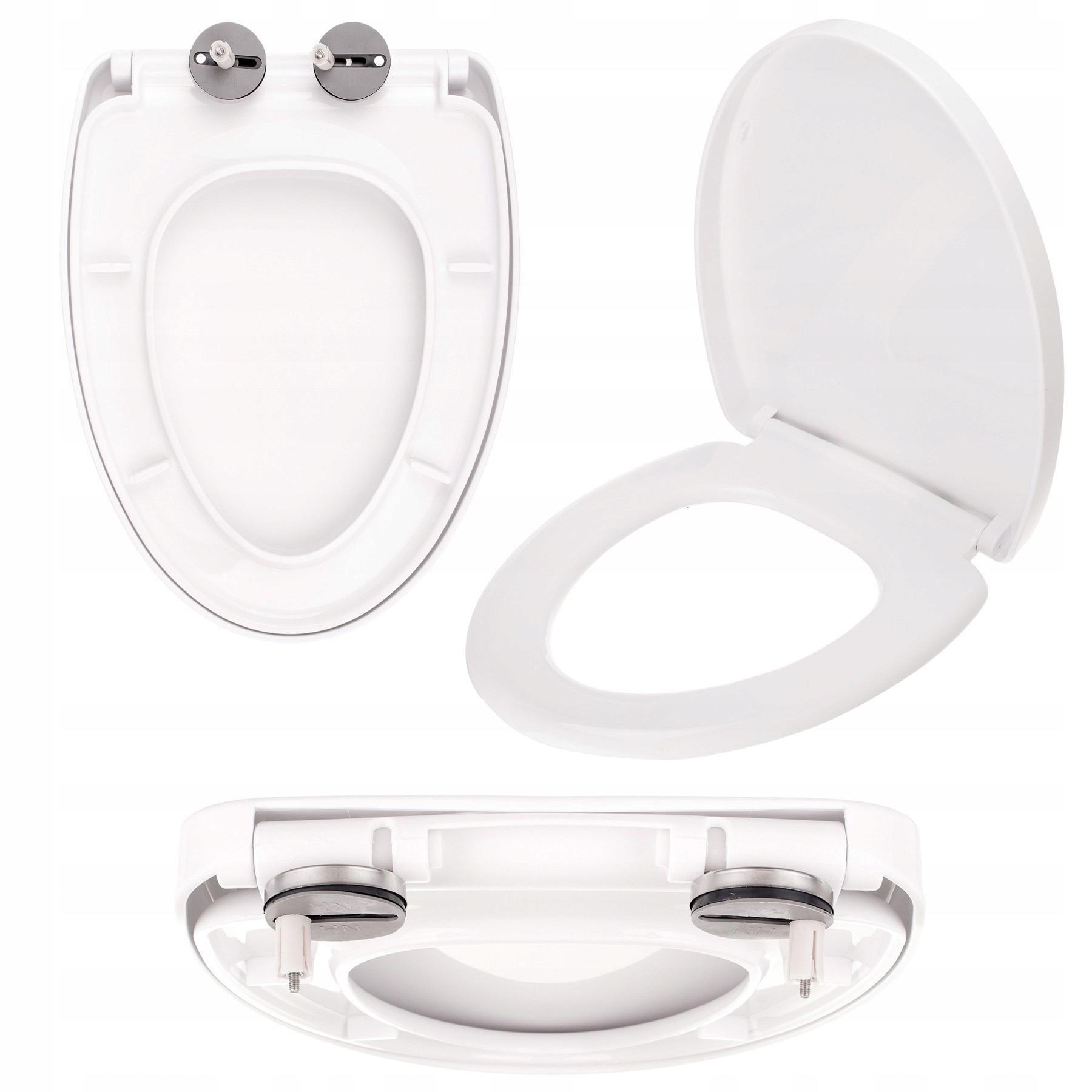 Deska sedesowa wolnoopadająca Deska do WC