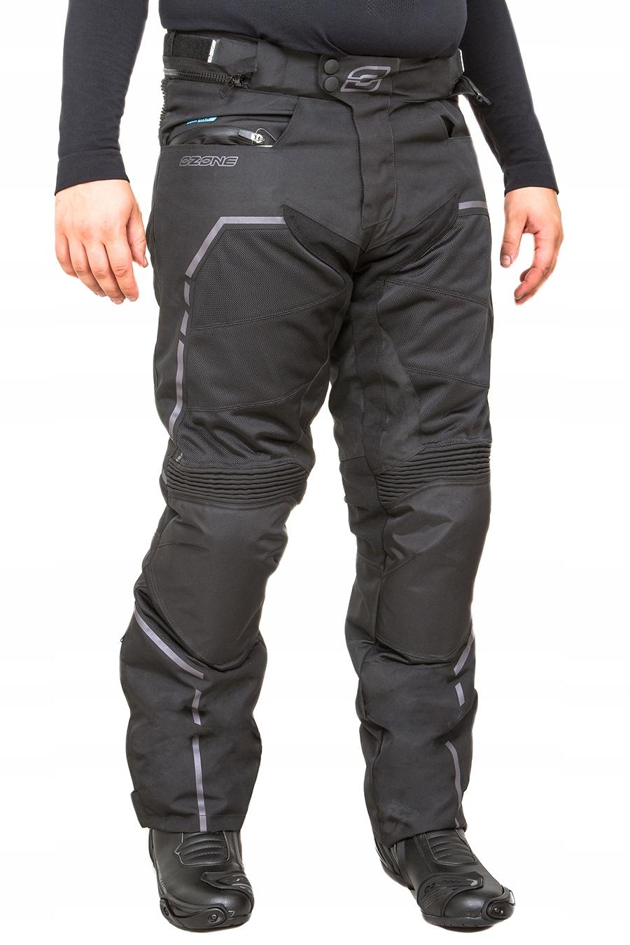Tesktylne штаны мотоциклетные ozone jet 5xl, фото 0