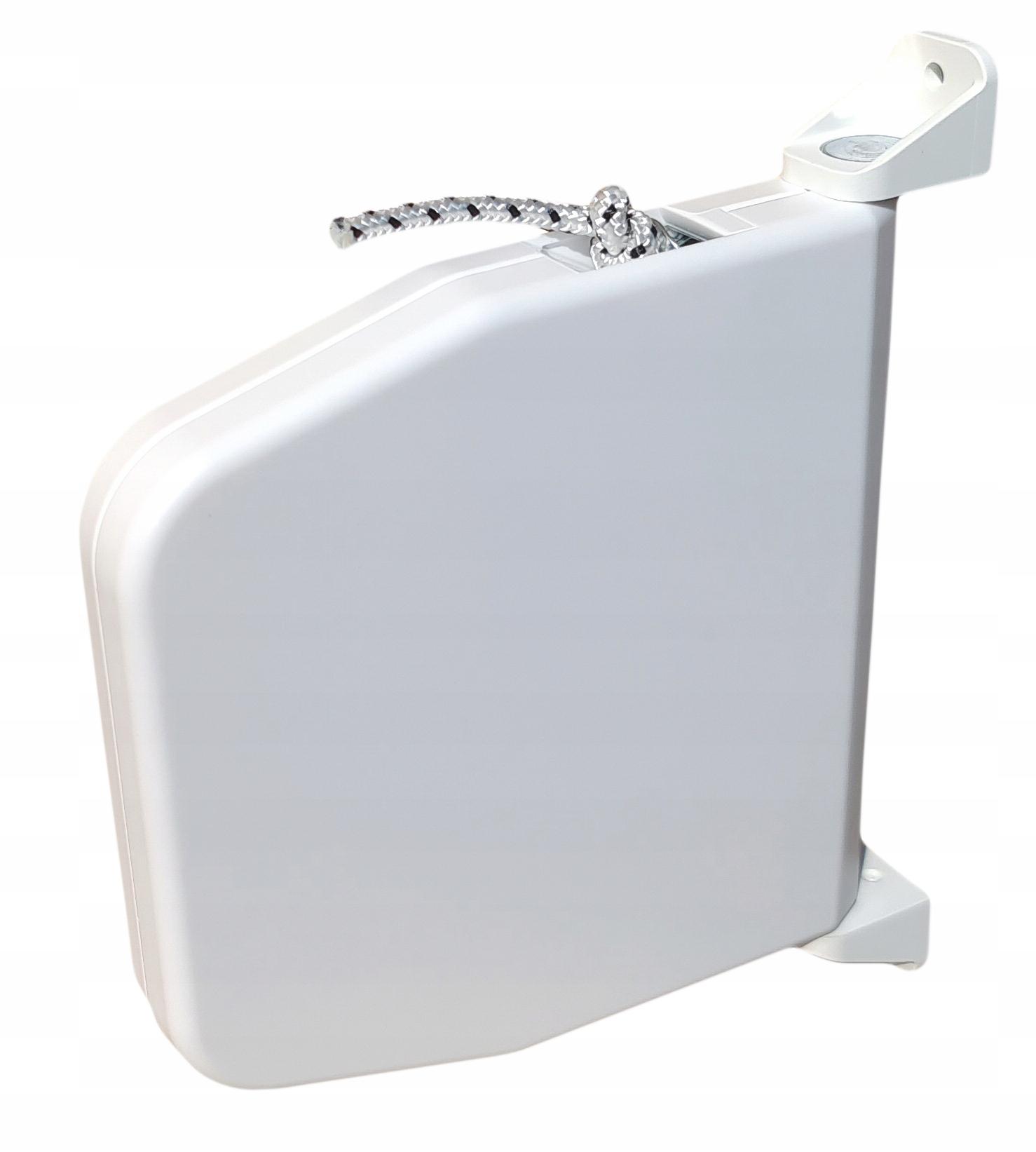 ВЕРЕВКА для троса SELVE для рулонных штор белый + веревка