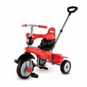 Bicycle Rider Pachacz Smart Trike 3in1 - červená