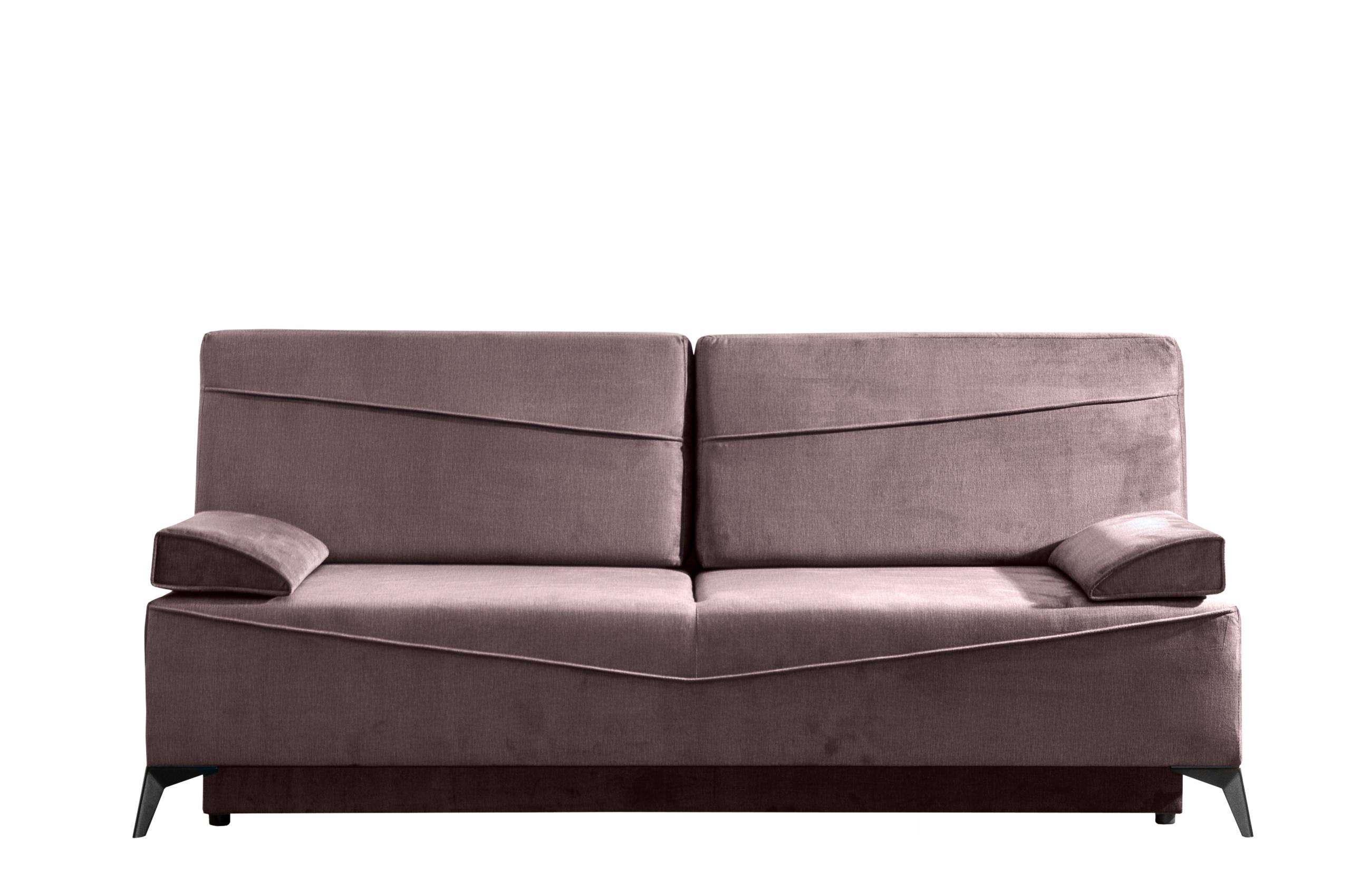 Sofa młodzieżowa ASTIN kolory kontenera do spania Podwójny rozmiar