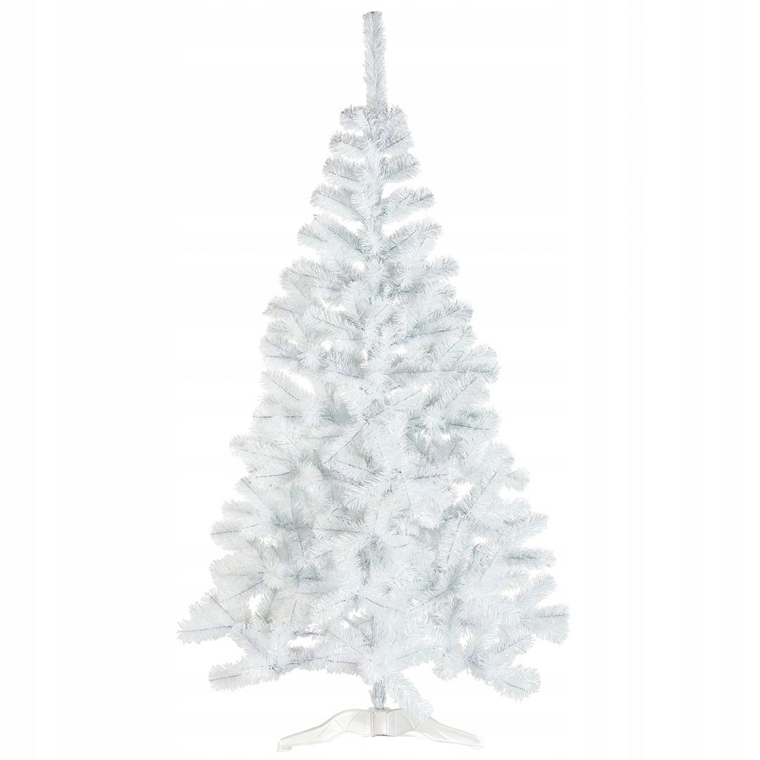 ROZHLASOVANIE Umelý vianočný stromček BIELY [1.5]