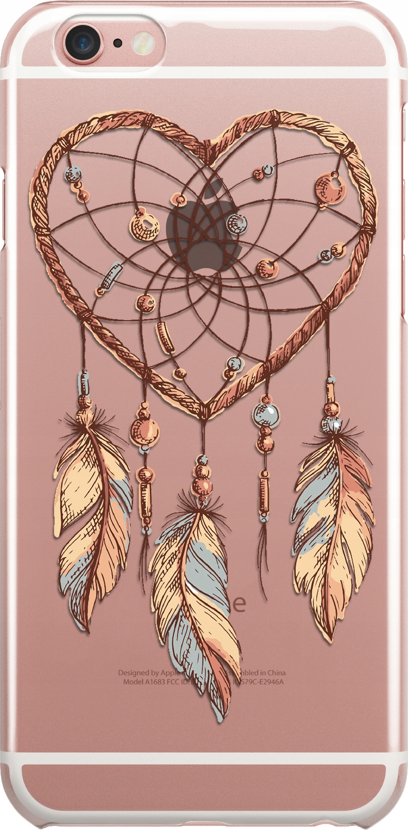 Etui Wzory DreamCatcher Alcatel Star