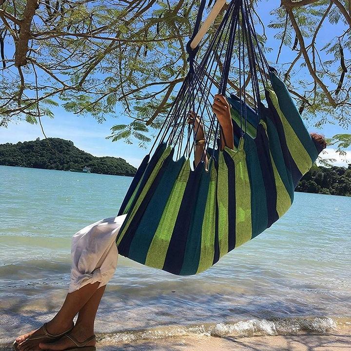 Krzesło Brazylijskie Hamak Wiszący Fotel Huśtawka Producent Bluegarden