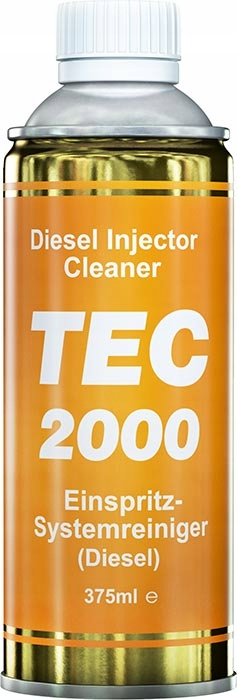 TEC2000 DIESEL INJECTOR CLEANER - ПРОМЫВКА ВПРЫСКА