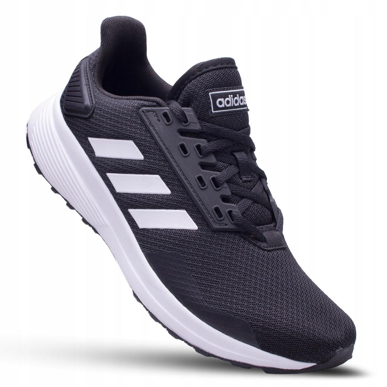 BUTY MĘSKIE adidas Duramo biegowe adidasy CZARNE