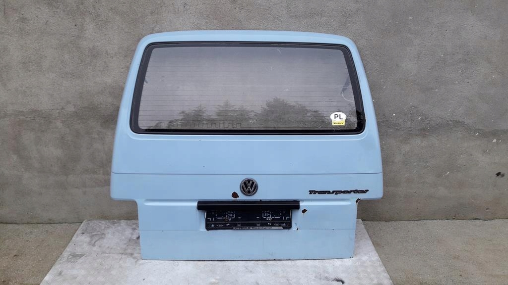 vw транспортер t4 стекло мост w клапан багажник 97