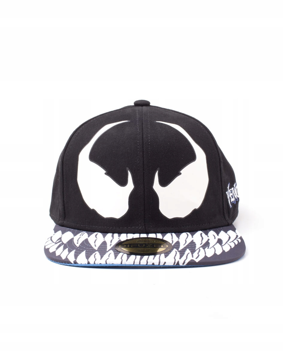 Snapback Venom Cap - Marvel