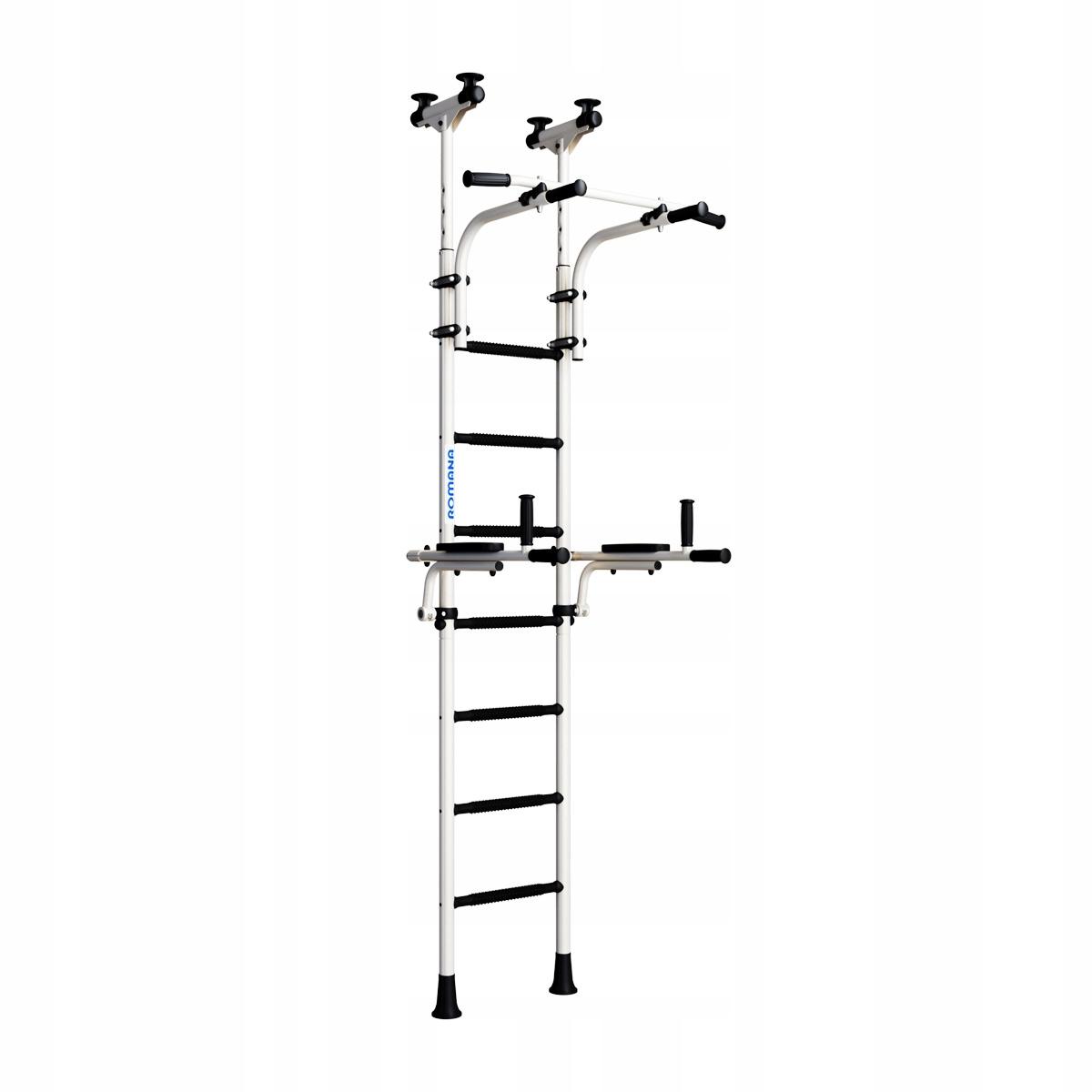 Gymnastický rebrík teenager + zábradlia
