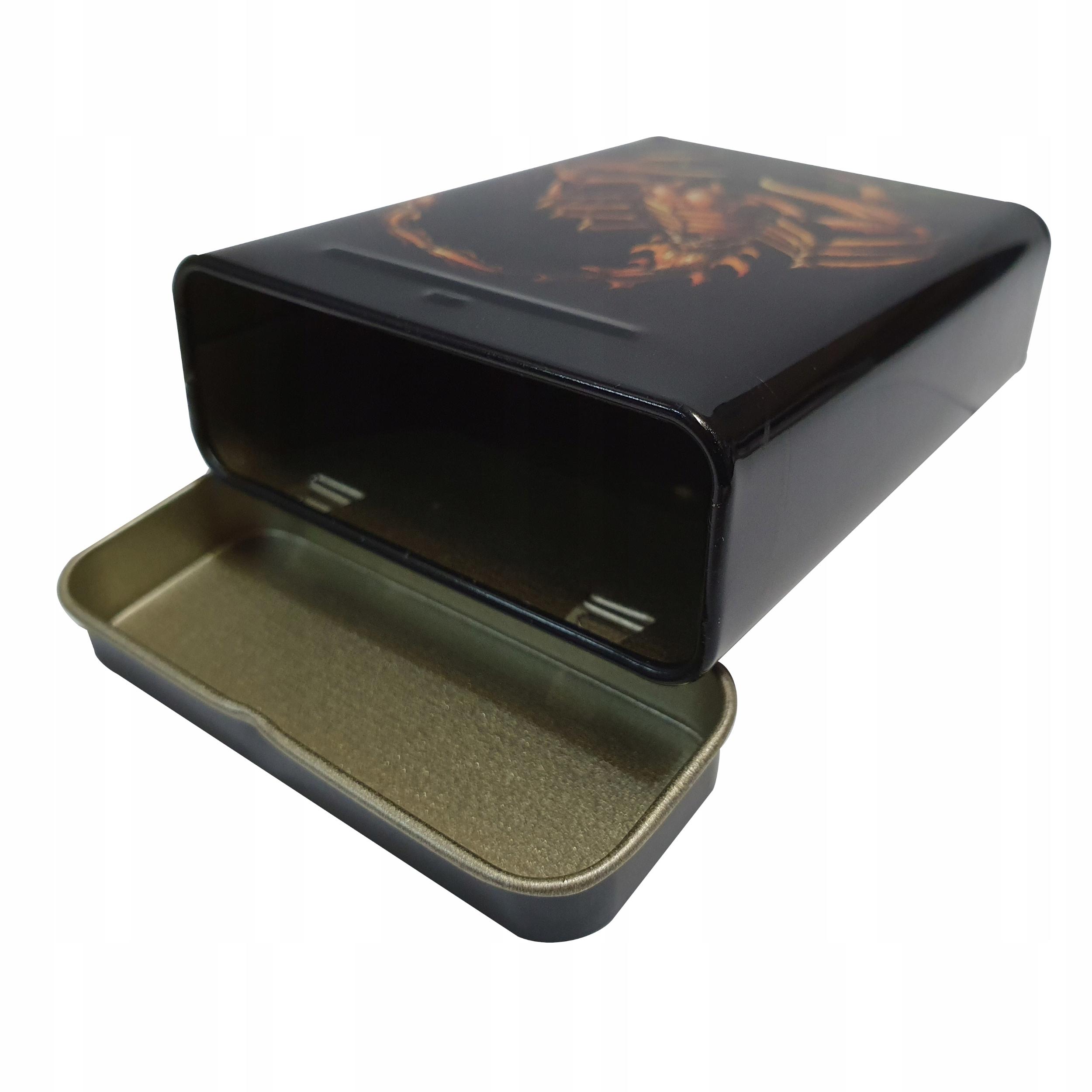 Купить Металлический ящик скорпион на кальян на Otpravka - цены и фото - доставка из Польши и стран Европы в Украину.