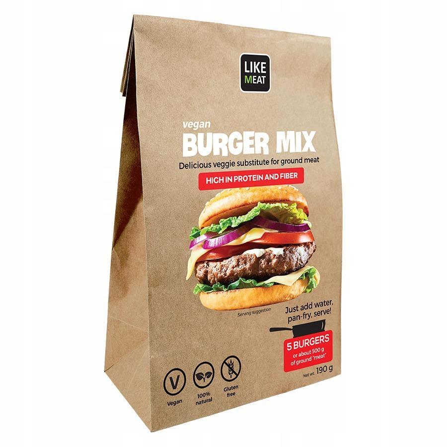 Vegan Burger Mix roślinny zamiennik mięsa Cultured