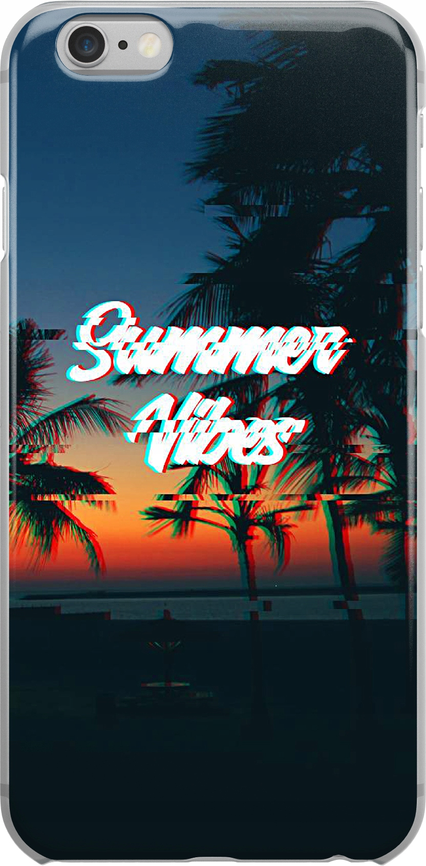 Etui Wzory Summer2 Huawei P30