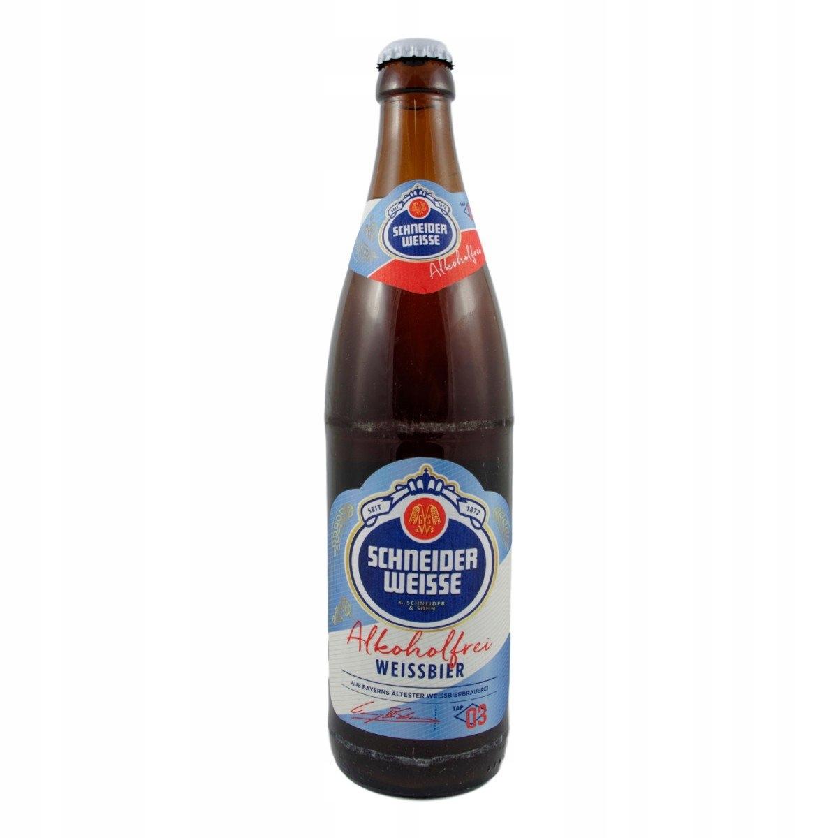 Пиво Schneider: TAP03 Безалкогольные напитки.