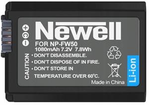 Batéria pre Sony Alpha ALFA A5000 A5100 A6000 A6300