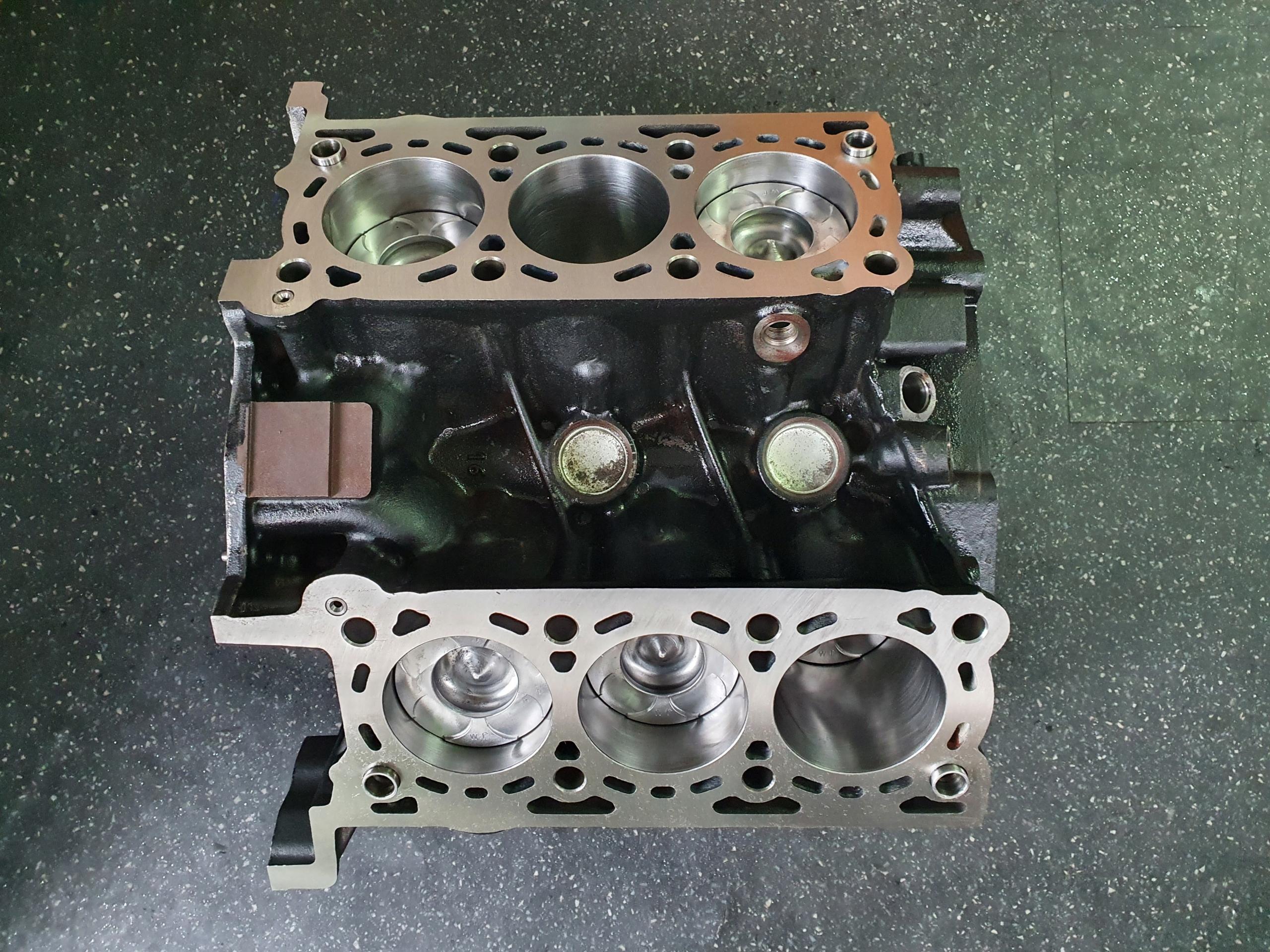 джип 30d vm63d вниз, вниз, вниз двигателя после регенерации
