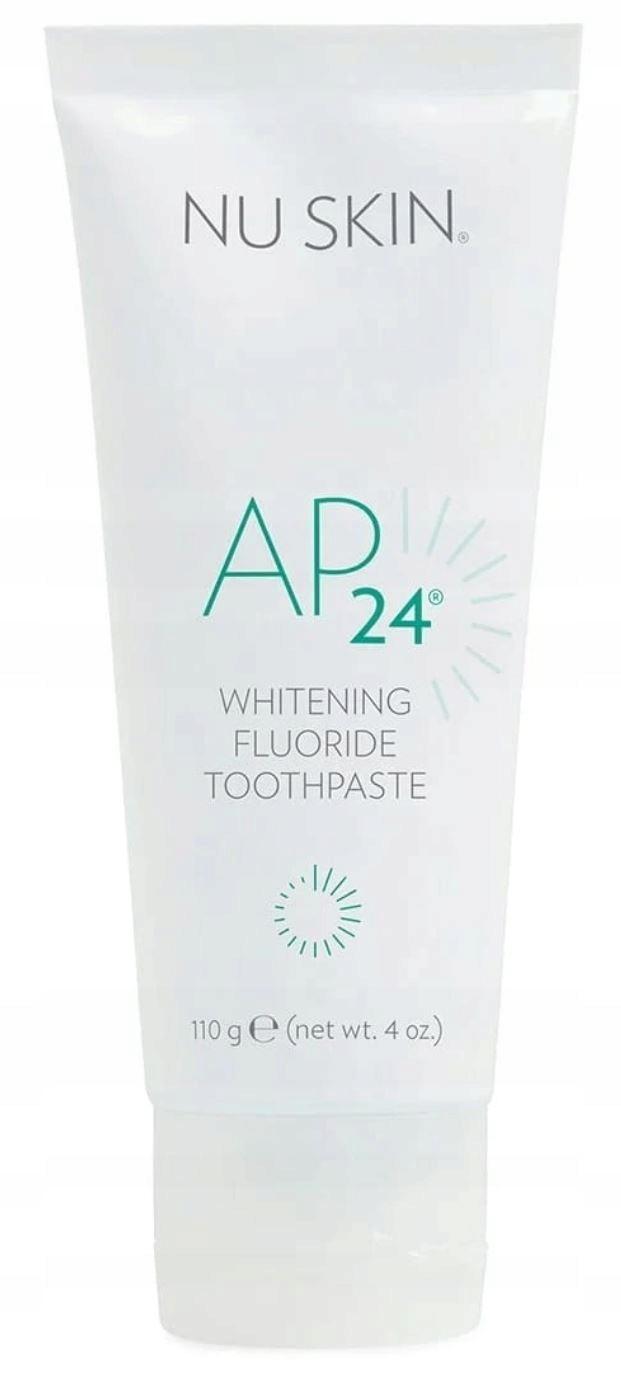 AP-24 NUSKIN Отбеливание зубной пасты