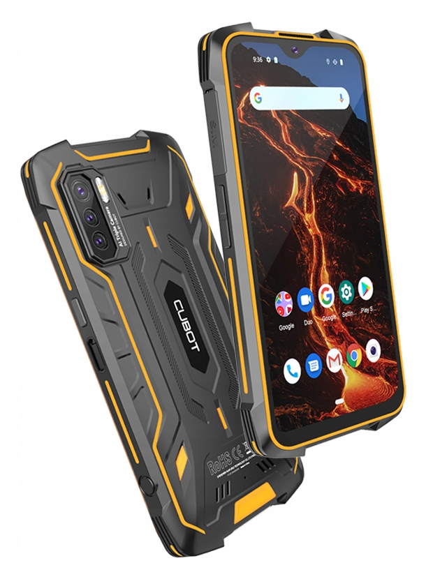 CUBOT KING KONG 5 PRO 2 4/64GB NFC LTE PANCERNY Kod producenta 6924136714508