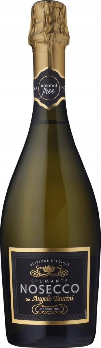 Вино игристое безалкогольное Nosecco Bianco Spumant