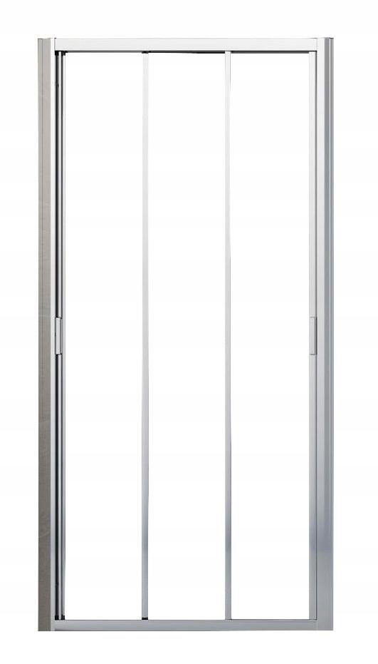 EVO DW 85x200 RADAWAY posuvné sprchové dvere