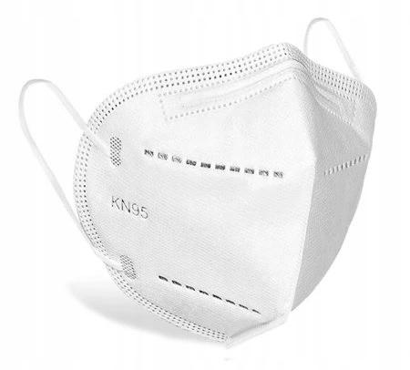 Защитная маска FFP2 KN95 N95 mask 95% mask