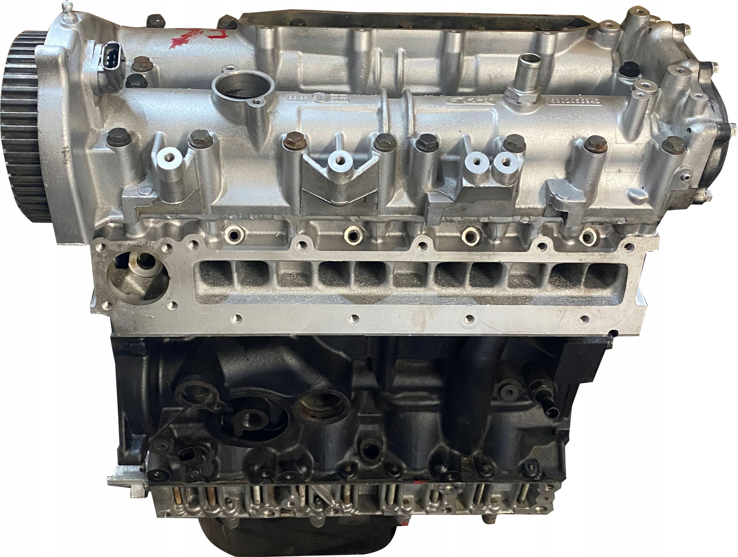 Iveco fiat ducato 2.3 jtd euro 6 двигатель 2014-2020, фото 0