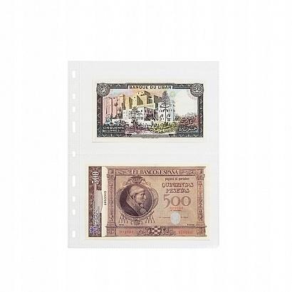 Купить OPTIMA SH252 - карты 2 C - банкноты - Leuchtturm на Otpravka - цены и фото - доставка из Польши и стран Европы в Украину.