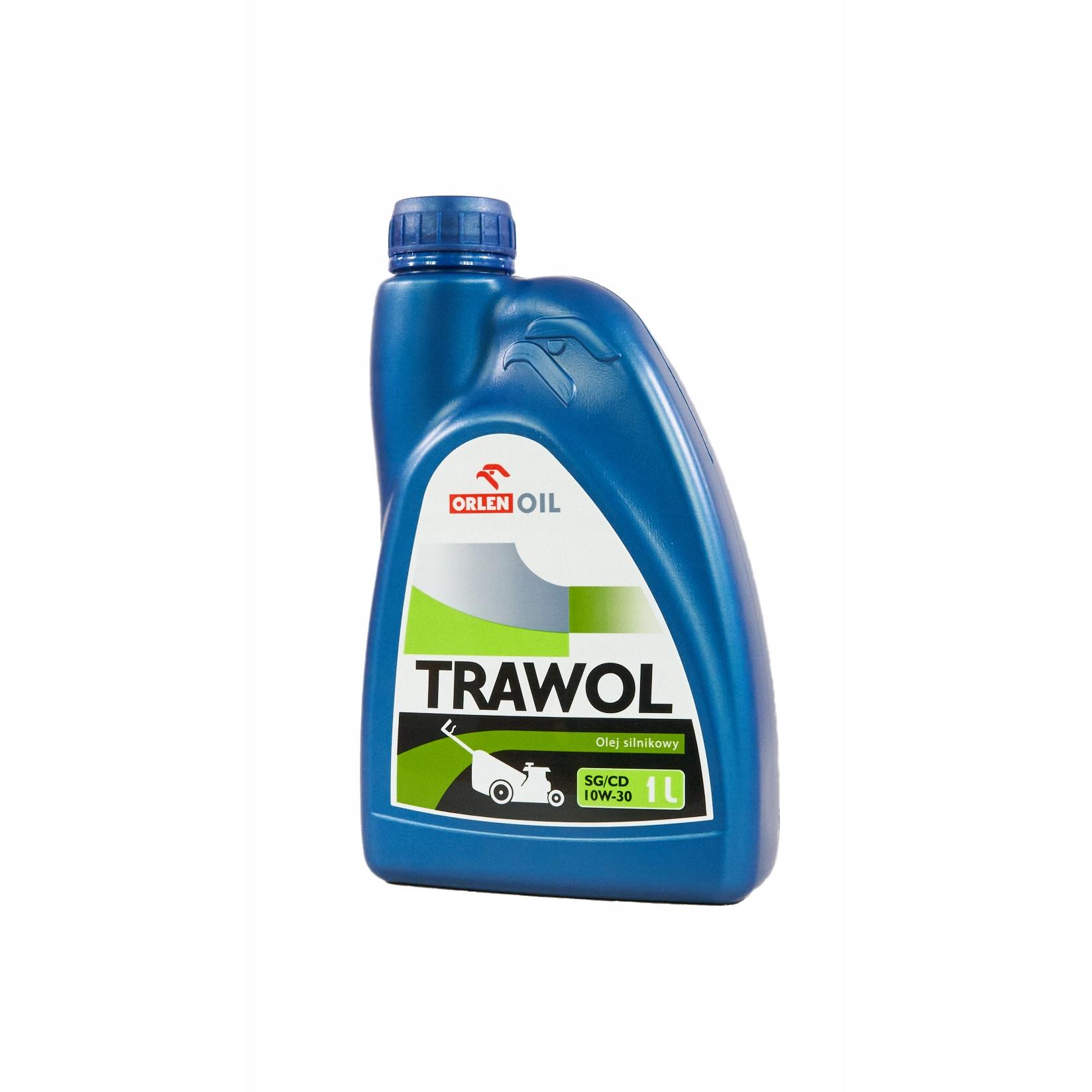 Масляная косилка TRAWOL SG / CD 10W30 1L Scheppach