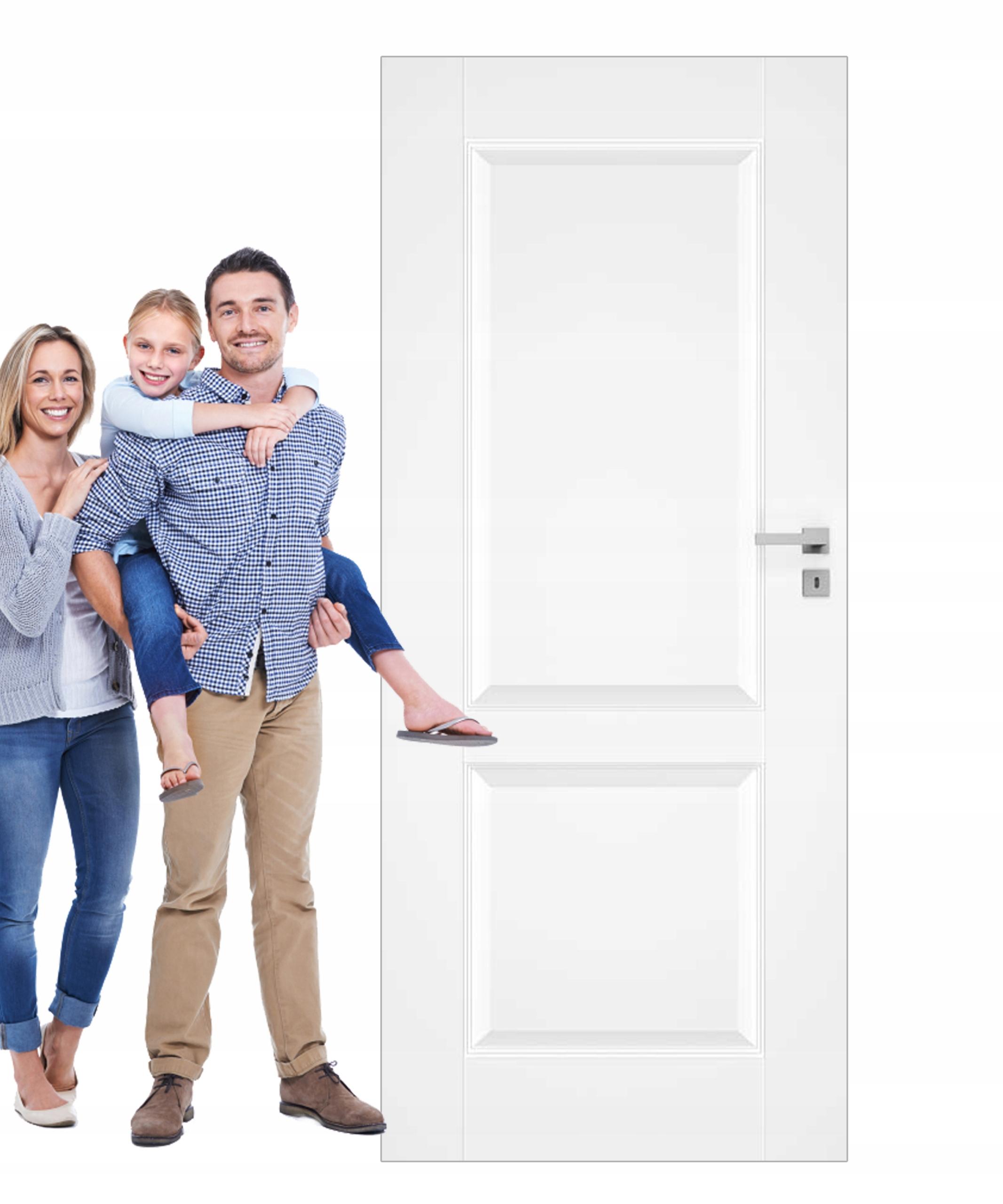 Drzwi wewnętrzne Nestor DRE biały mat OD RĘKI !!