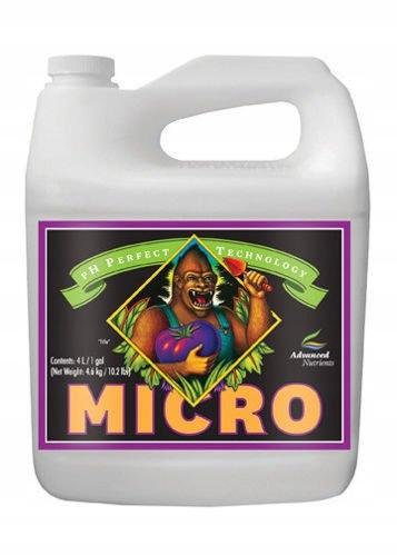 MICRO 2-0-0 5L | s vzorca pH perfektné