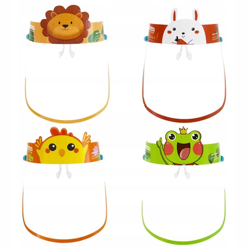 4pcs шлем для рта и носа шлем для детей