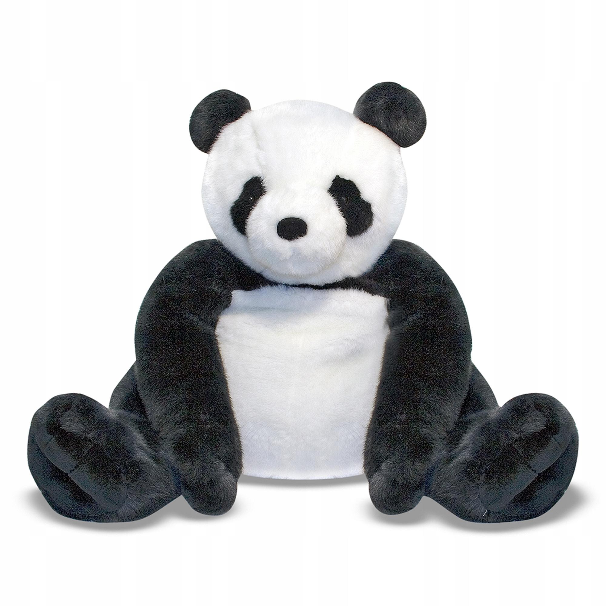Melissa Veľký plyšový maskot Panda pre deti