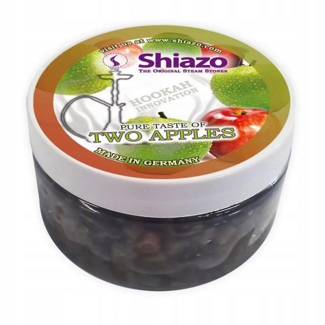 Шиазо камни Molasa Shisha pipe Two Apples 100гр