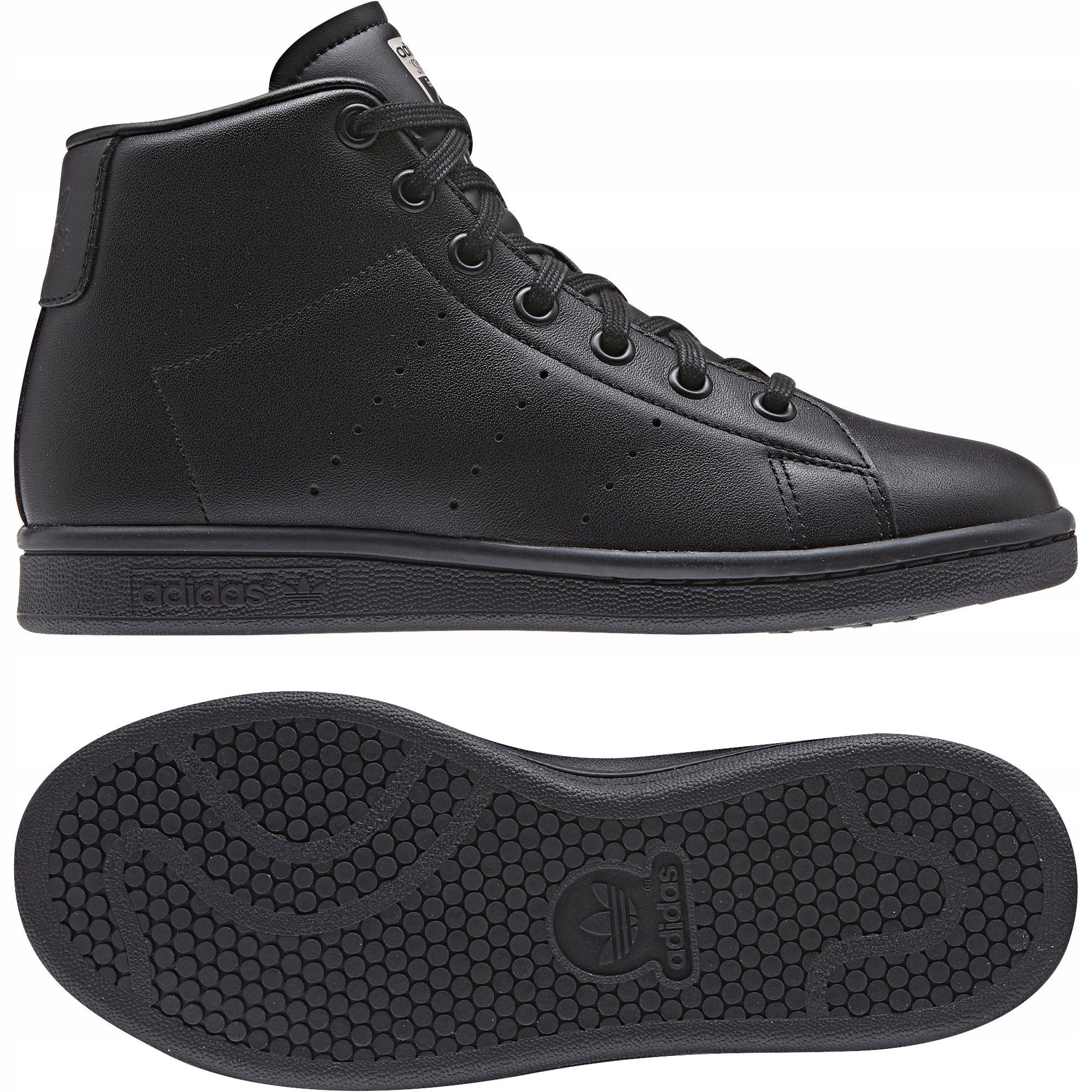 Retro topánky Adidas Stan Smith Mid BZ0097 38,5