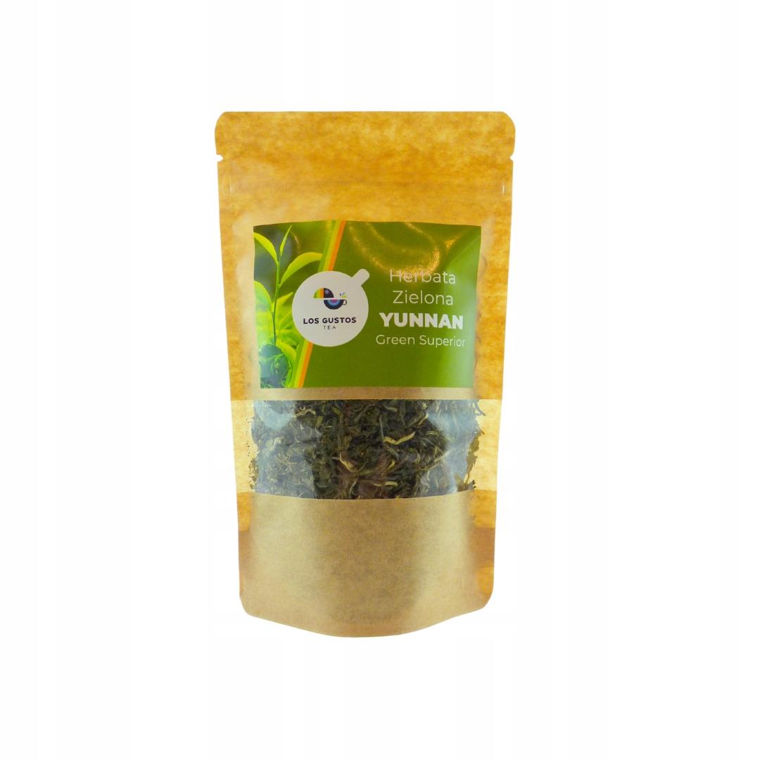 Чай Los Gustos Yunnan Superior Green Tea 50g