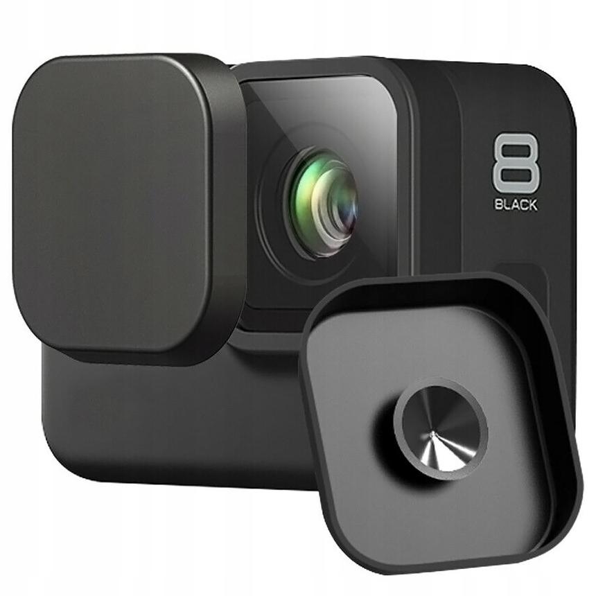 Dekielek z przyssawką na obiektyw do GoPro Hero 8