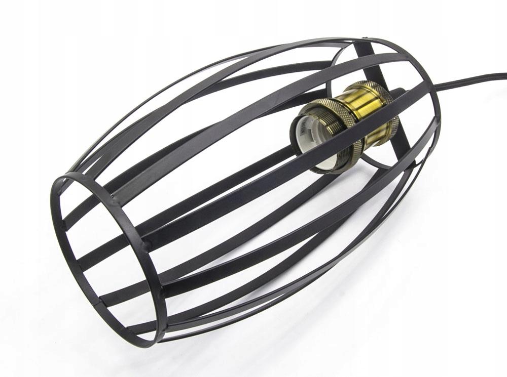 LAMPA SUFITOWA WISZĄCA LARGO ŻYRADNOL LED LOFT AC3 Rodzaj gwintu E27