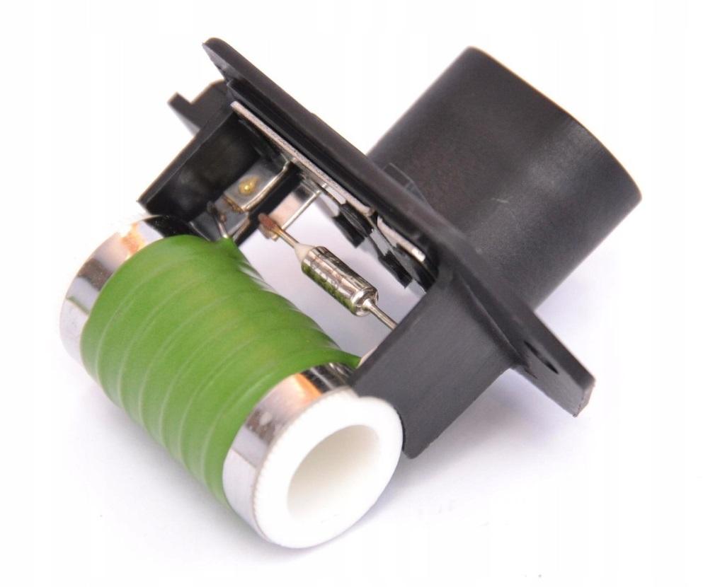 резистор вентилятора радиатора fiat браво 500 мито