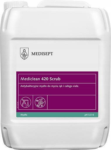 Мыло антибактериальное 5Л MEDICLEAN MC 420 Ванесса